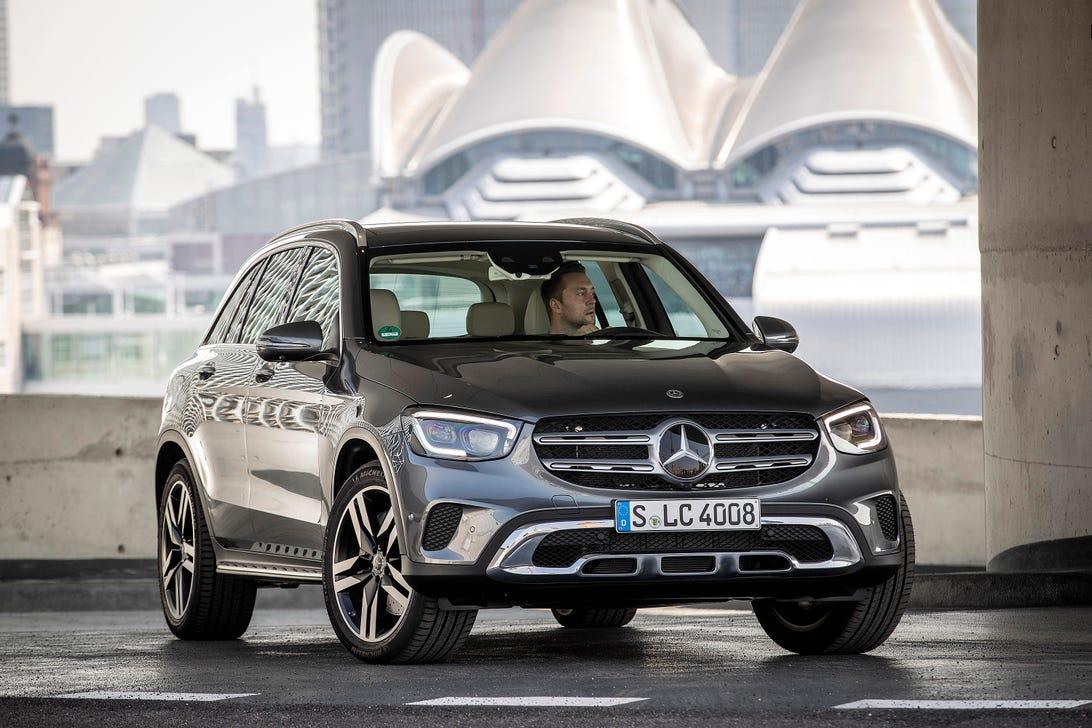 2020 Mercedes-Benz GLC300