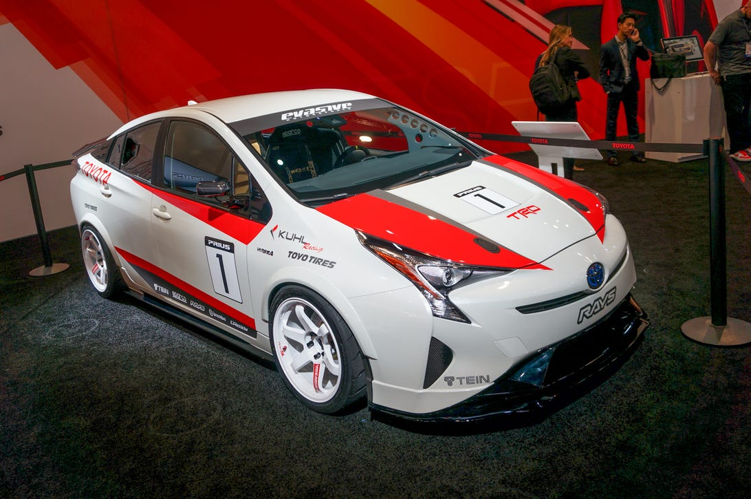 Toyota at SEMA 2016