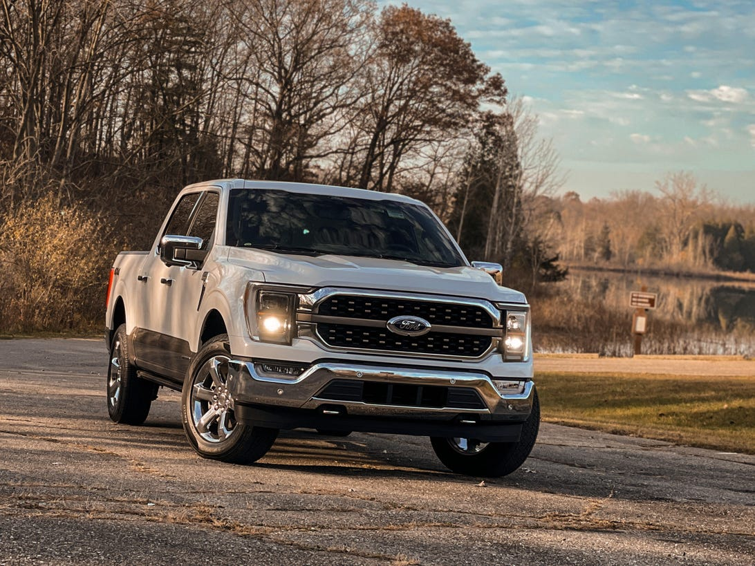 2021 Ford F-150 King Ranch 4x4