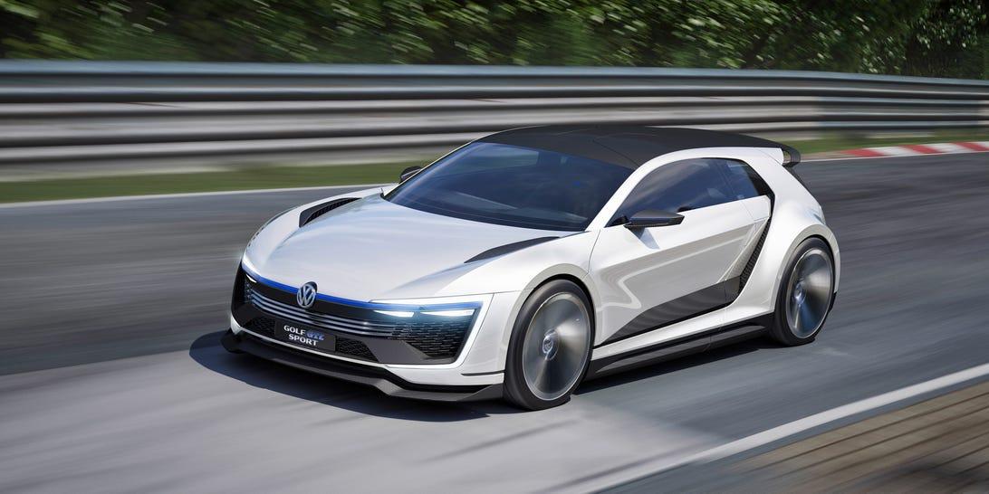 Volkswagen GTE Sport