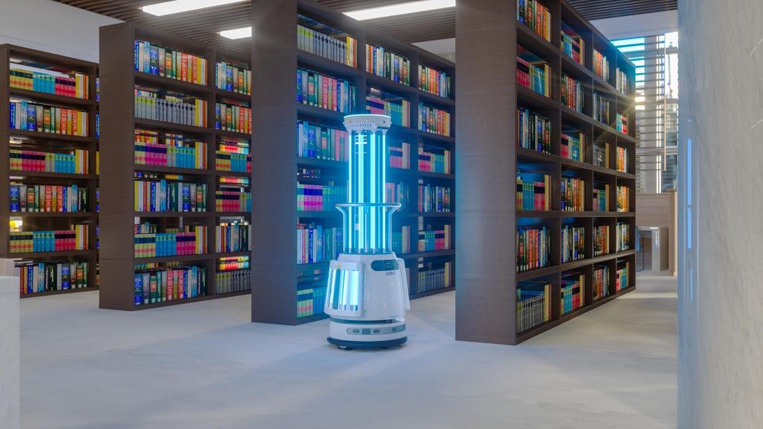 adibot-a-library