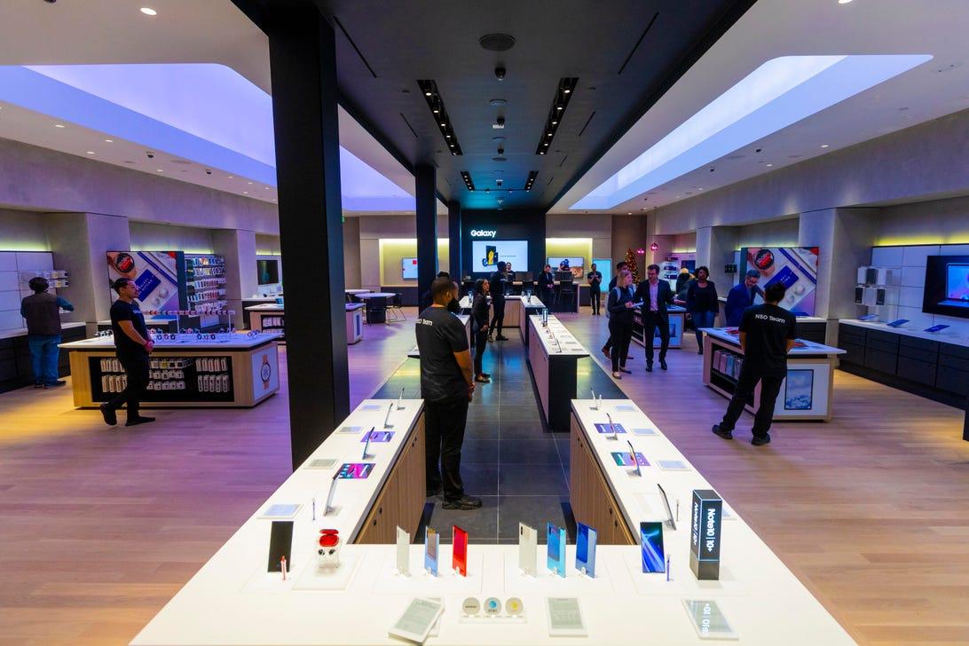 Samsung Store Palo Alto