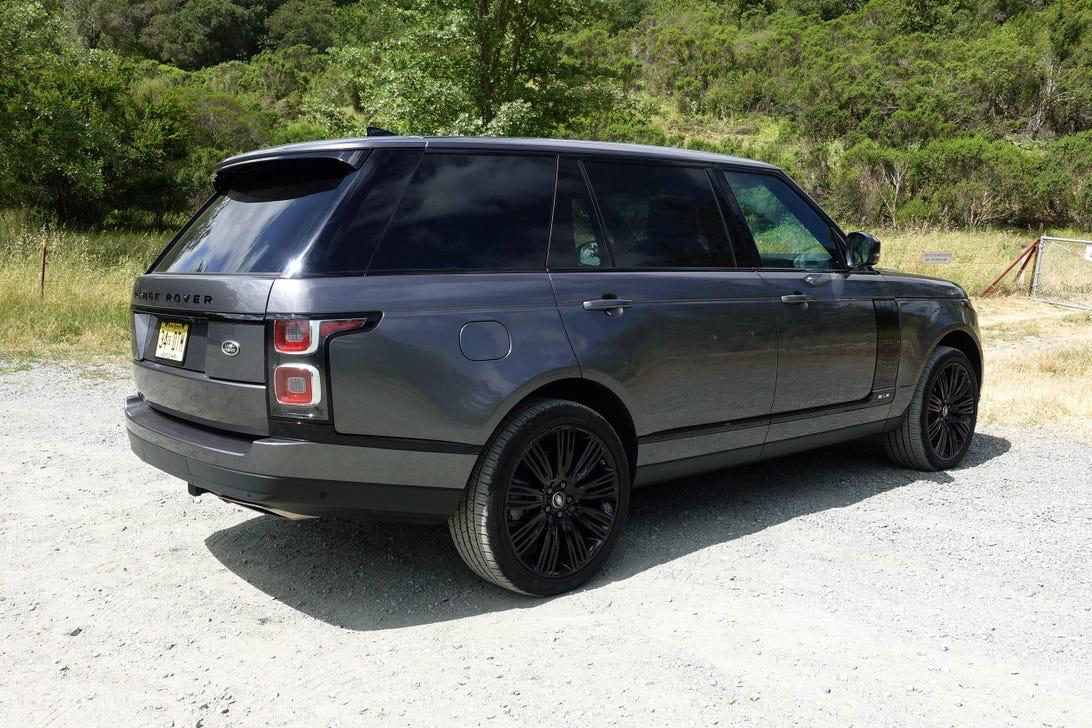 2018 Land Rover Range Rover LWB