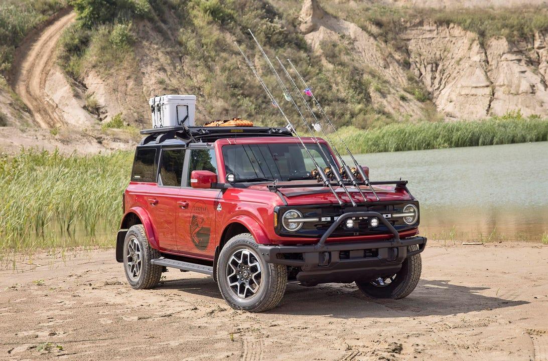 Ford Bronco Accessory Concepts