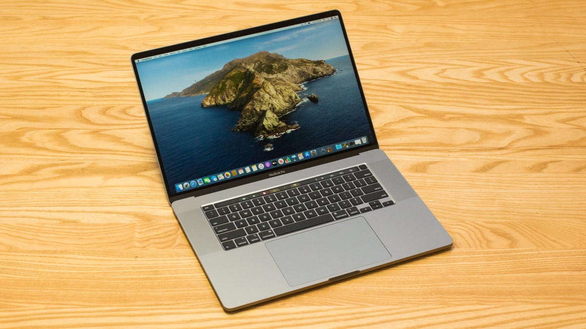 MacBook Pro (16-inch, 2019) review: Escaping the butterfly effect ...