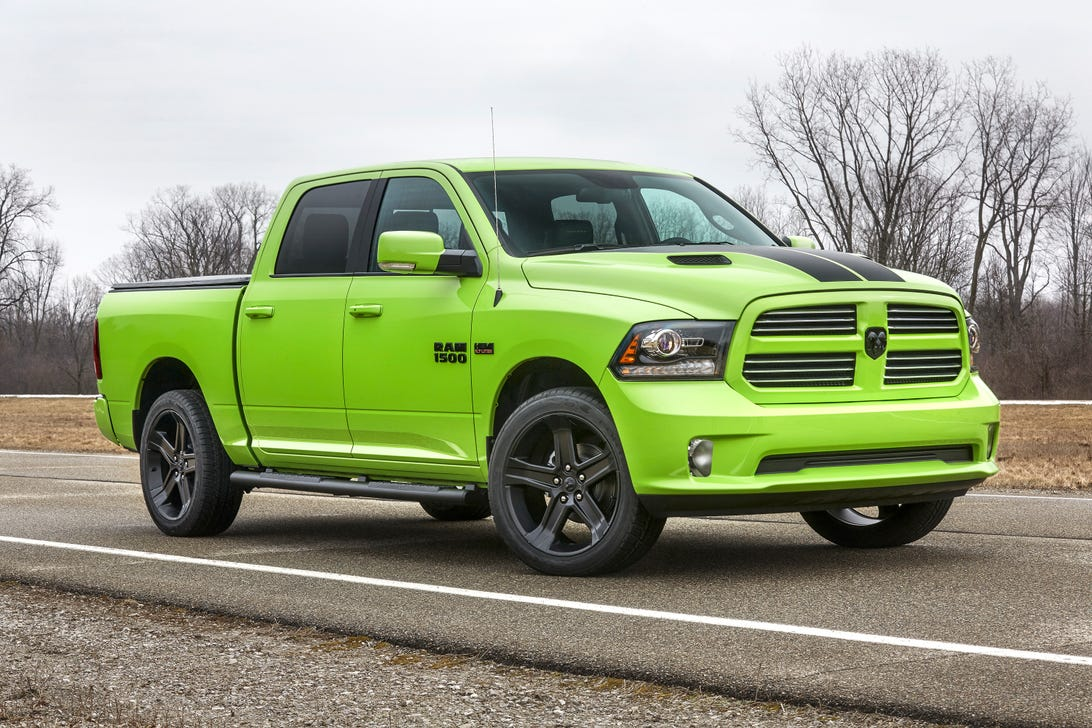 2017 Ram NYIAS Special Editions