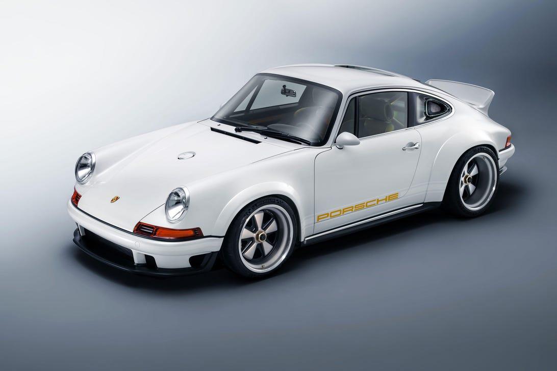 Porsche 911 Reimagined by Singer Vehicle Design