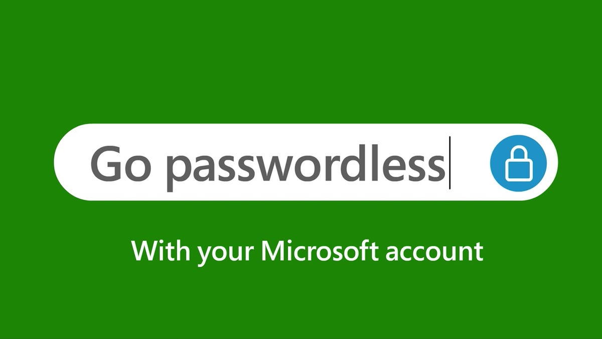 In today's top stories, Microsoft thinks it has a better solution than passwords for authentication to its services. Meanwhile, Alphabet plugs connectivity gaps with laser