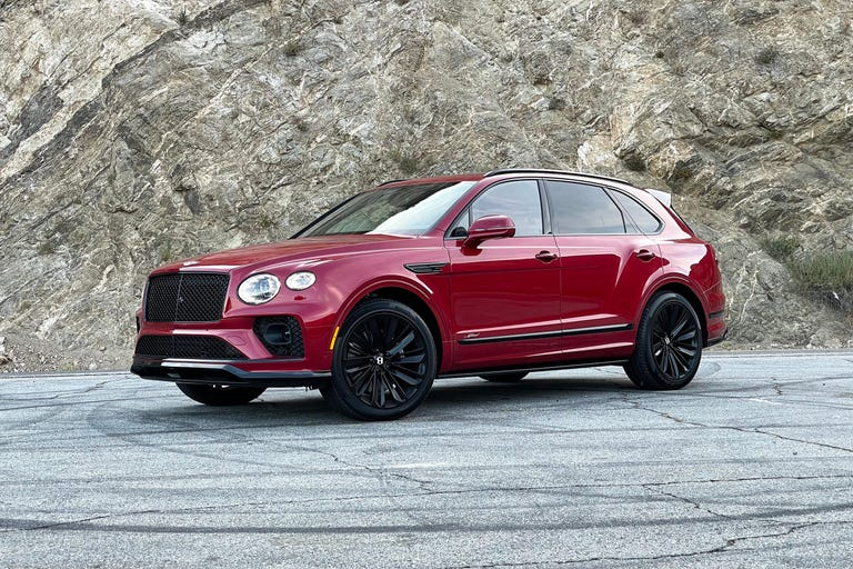 2022 Bentley Bentayga Speed