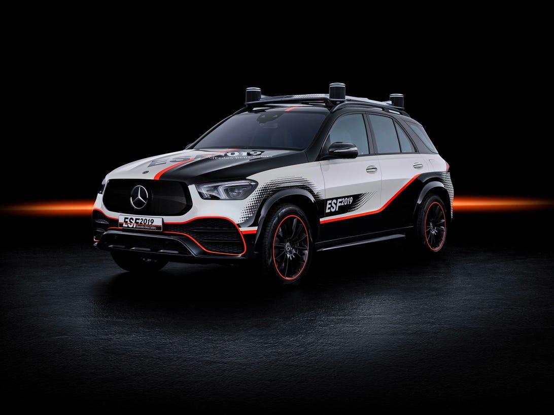 Mercedes ESV