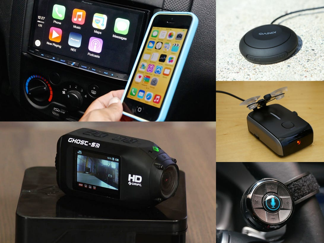 Roadworthy gadgets for the holidays