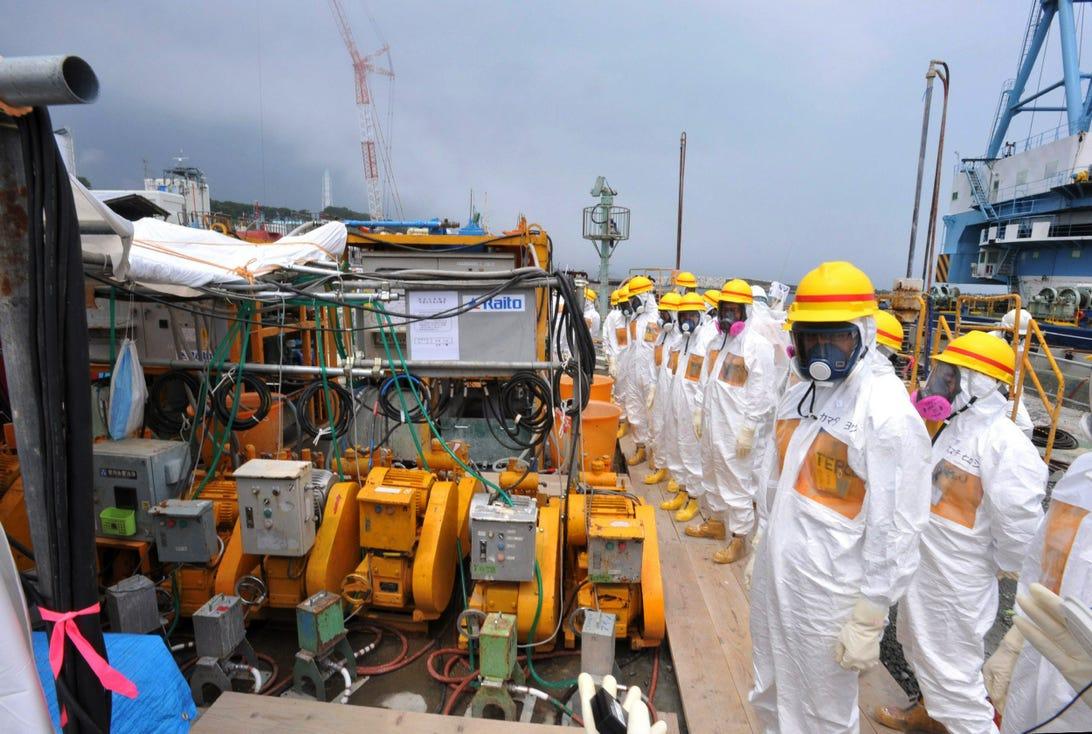 Fukushima Dai-ichi: The latest botch