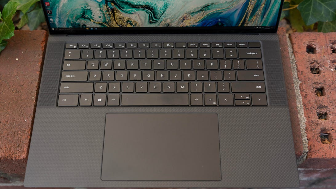Dell XPS 15 9500 shows its slimmer side for 2020 - CNET