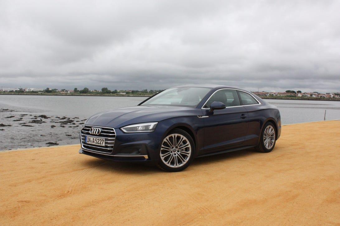 2017 Audi A5 in Portugal