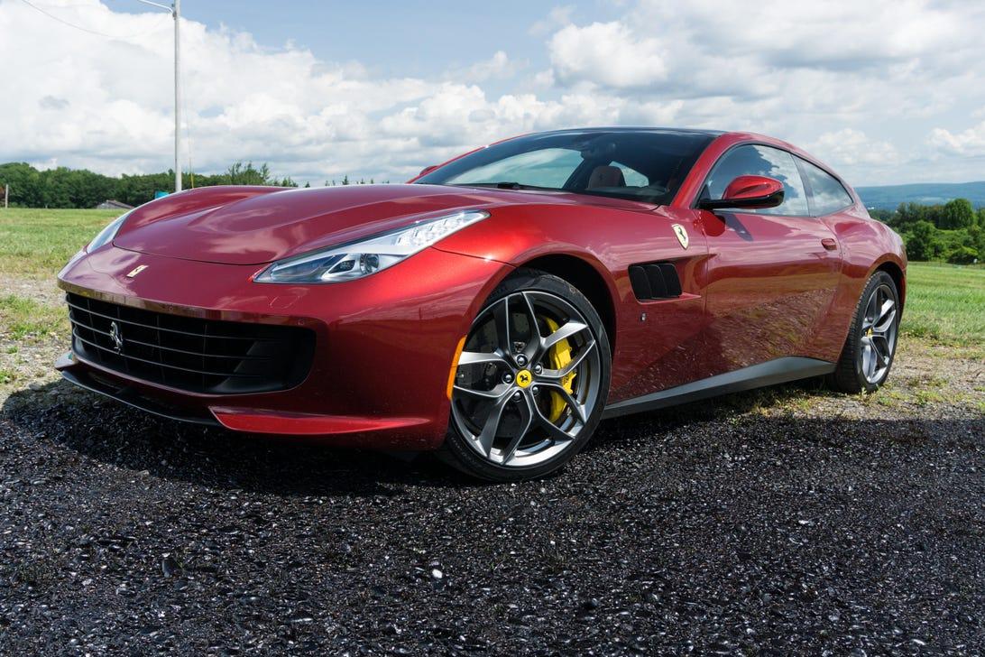 Ferrari Watkins Glen