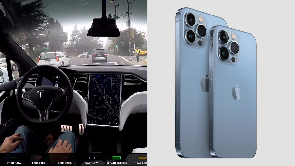 In this week's top stories, Apple announced its next lineup of phones, watches and tablets. Meanwhile, more Tesla drivers will soon get access to the company's Full Self-Driving system and Google completes its transatlantic subsea cable.