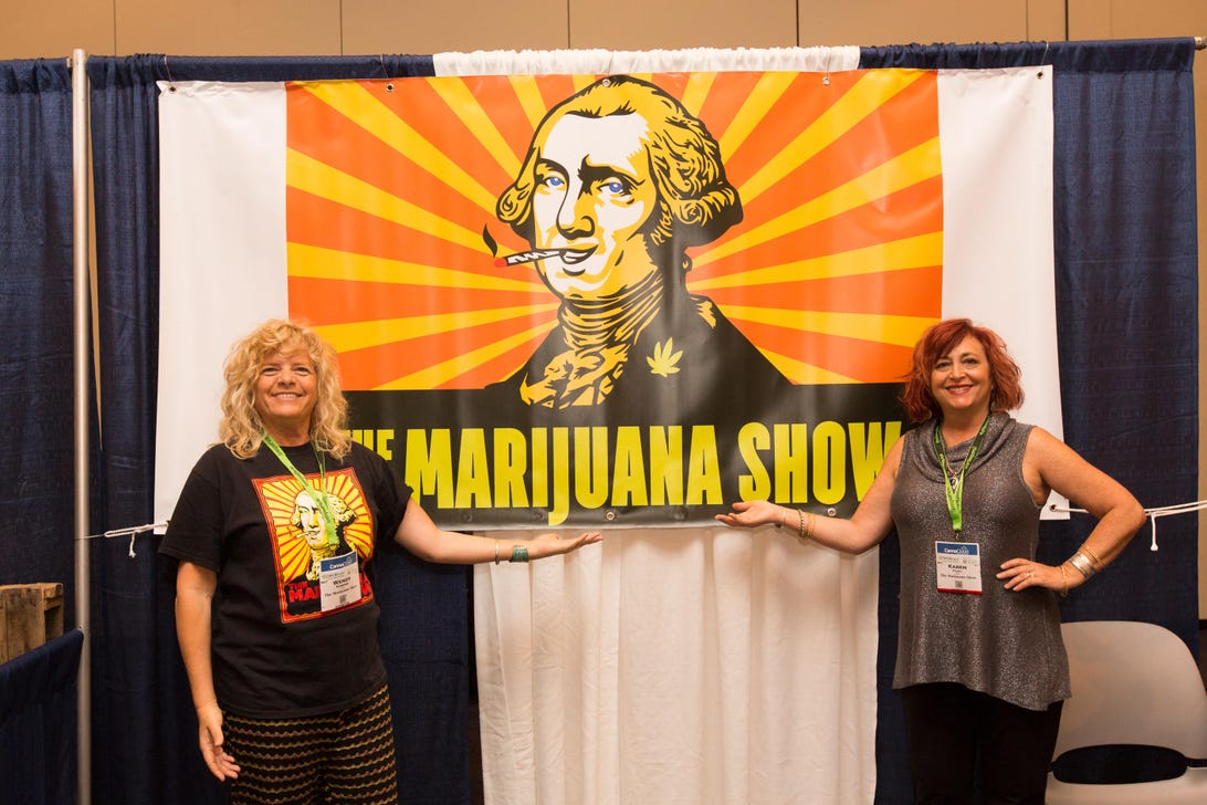 Cannibis World Convention NYC 2017-