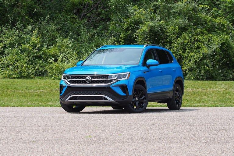 2022 Volkswagen Taos SEL FWD