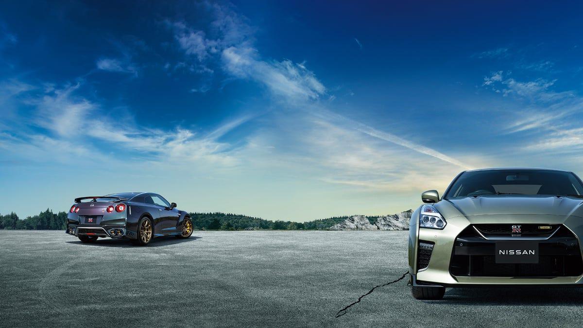2021 Nissan GT-R T-Spec revives some amazing colors - Roadshow