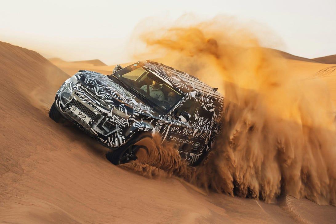 2020 Land Rover Defender Dubai