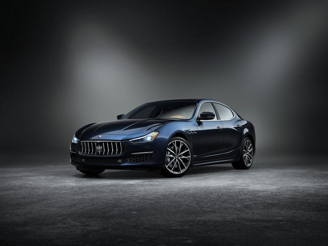 Maserati Nobile