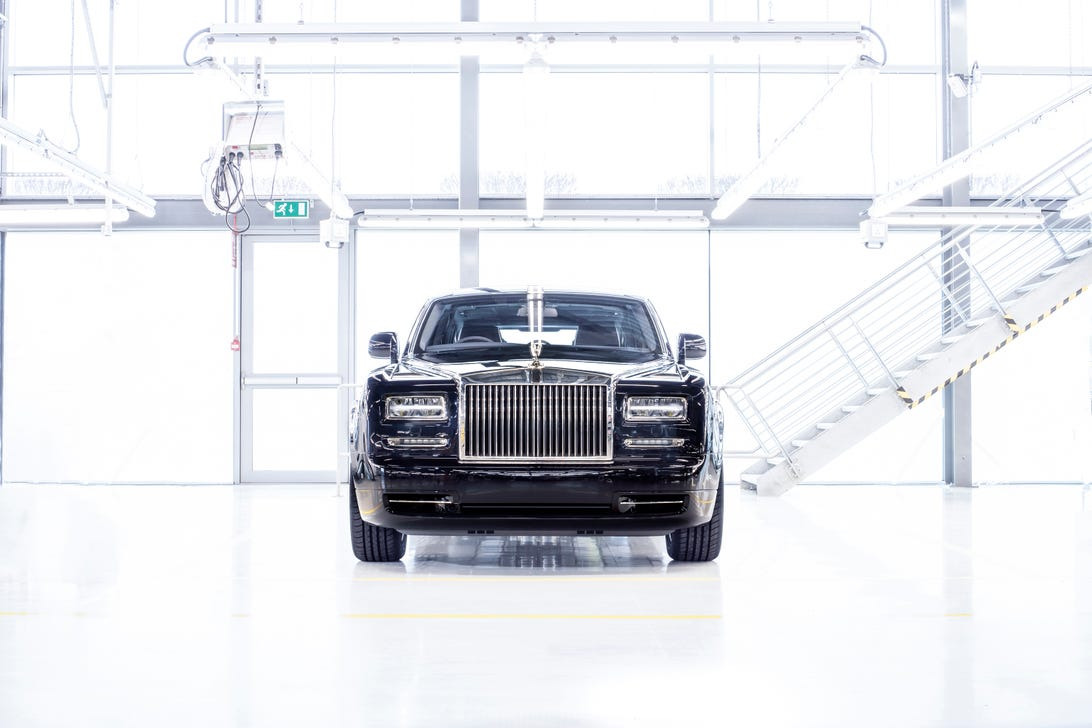 Rolls-Royce Final Phantom VII