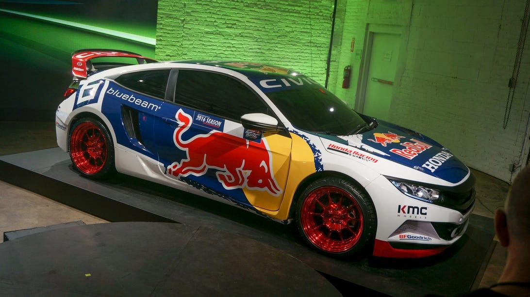 Honda Civic new debuts at New York auto show 2016