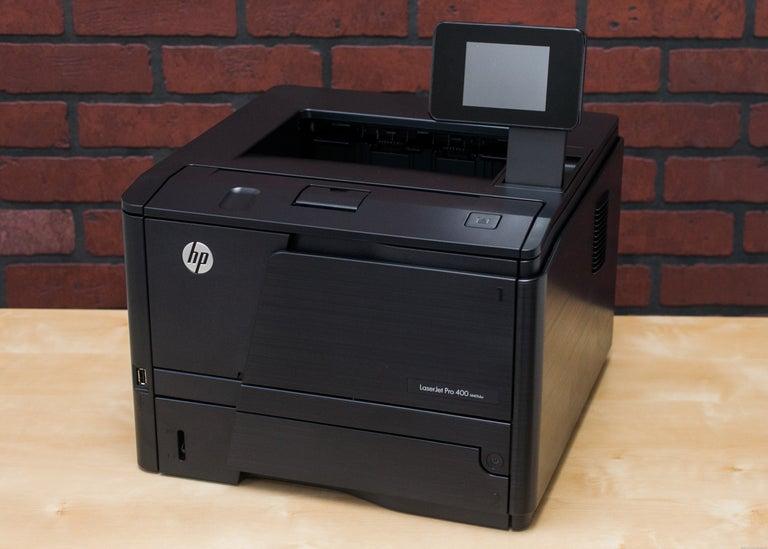 HP LaserJet Pro 400 M401dw - printer - B/W - laser