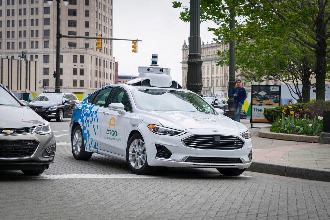 Argo AI Detroit