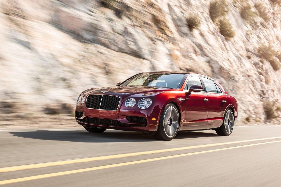 2017 Bentley Continental Flying Spur V8 S