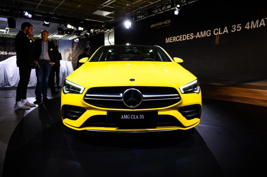 2020 Mercedes-AMG CLA35