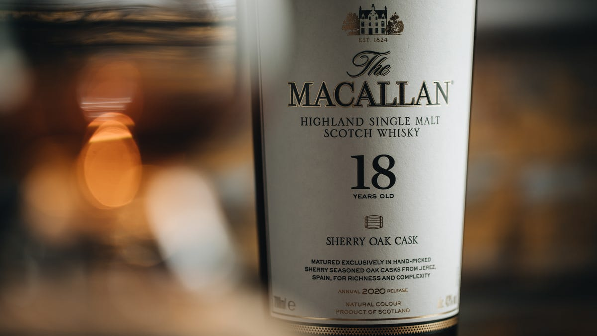 With amazing looks and a focus on sustainability, Macallan's Scotch distillery is something to behold.