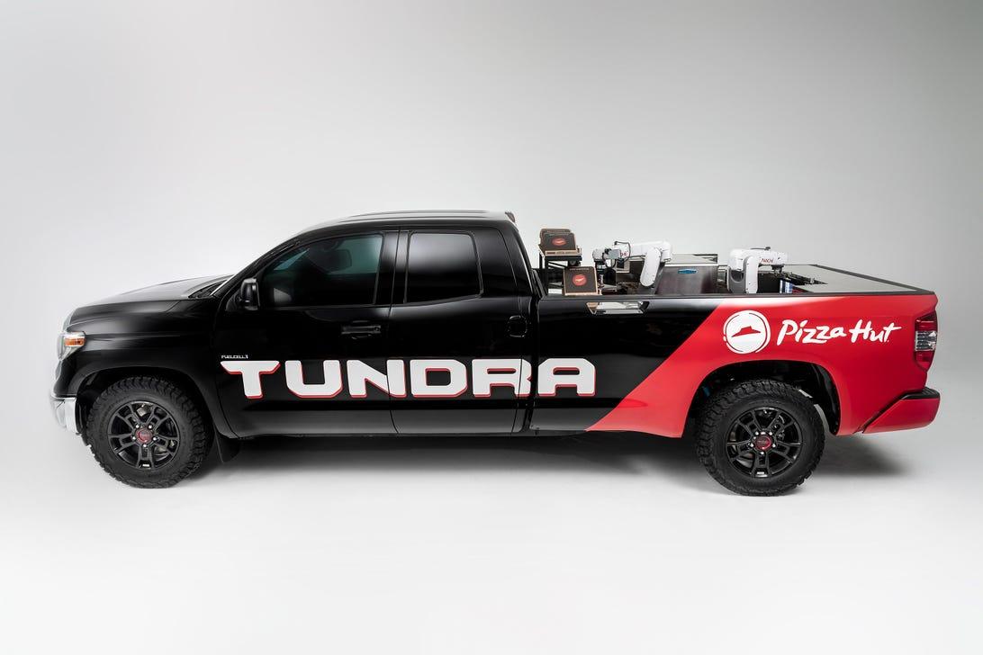 Toyota Tundra Pie Pro Concept