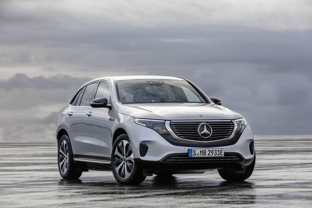 2019 Mercedes-Benz EQC