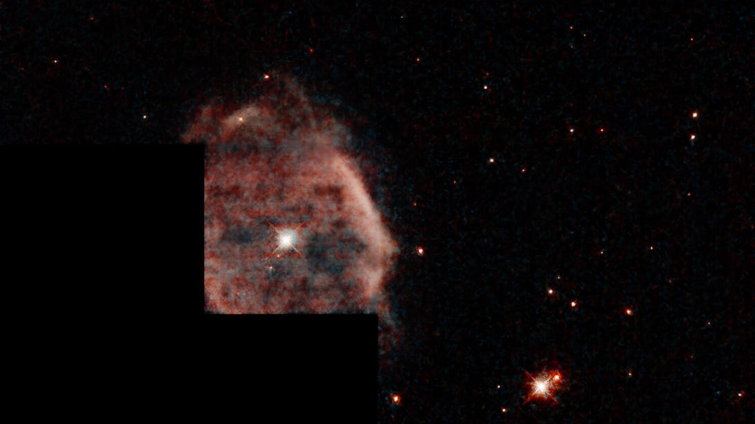 Planetary nebula NGC 40
