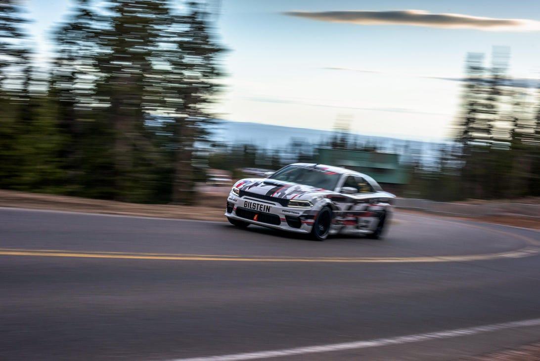 2020 Dodge Charger Widebody Pikes Peak