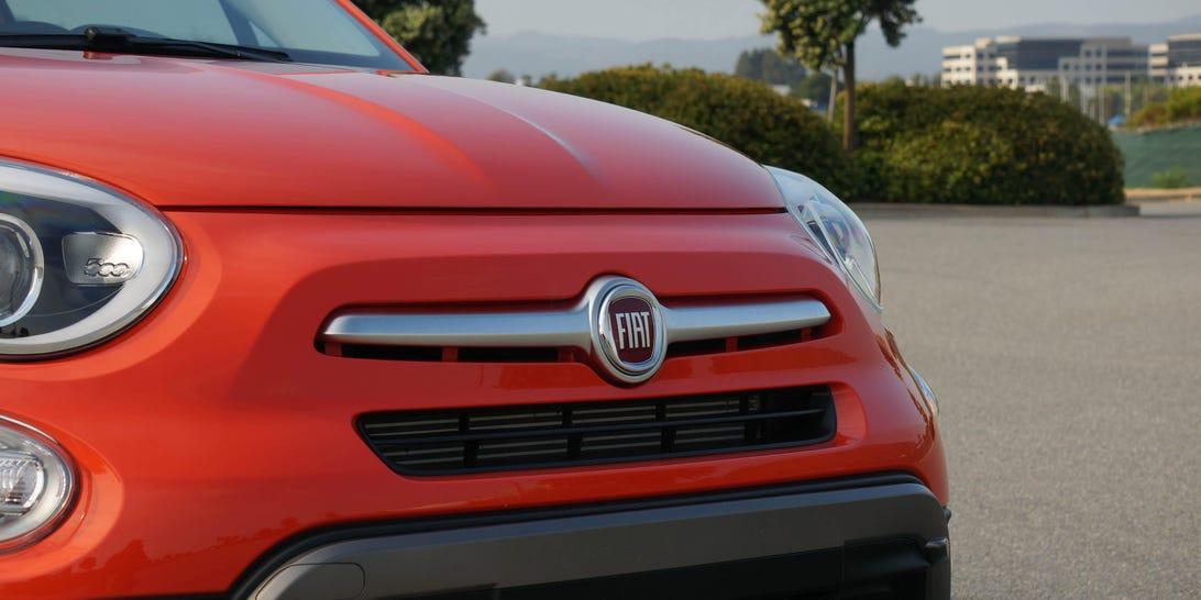 2017 Fiat 500X SUV