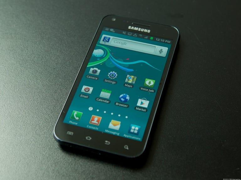 Samsung Galaxy S II (U.S. Cellular)
