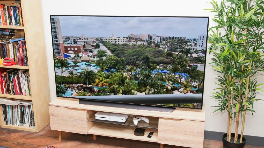 LG C9 series OLED TV OLED65C9P