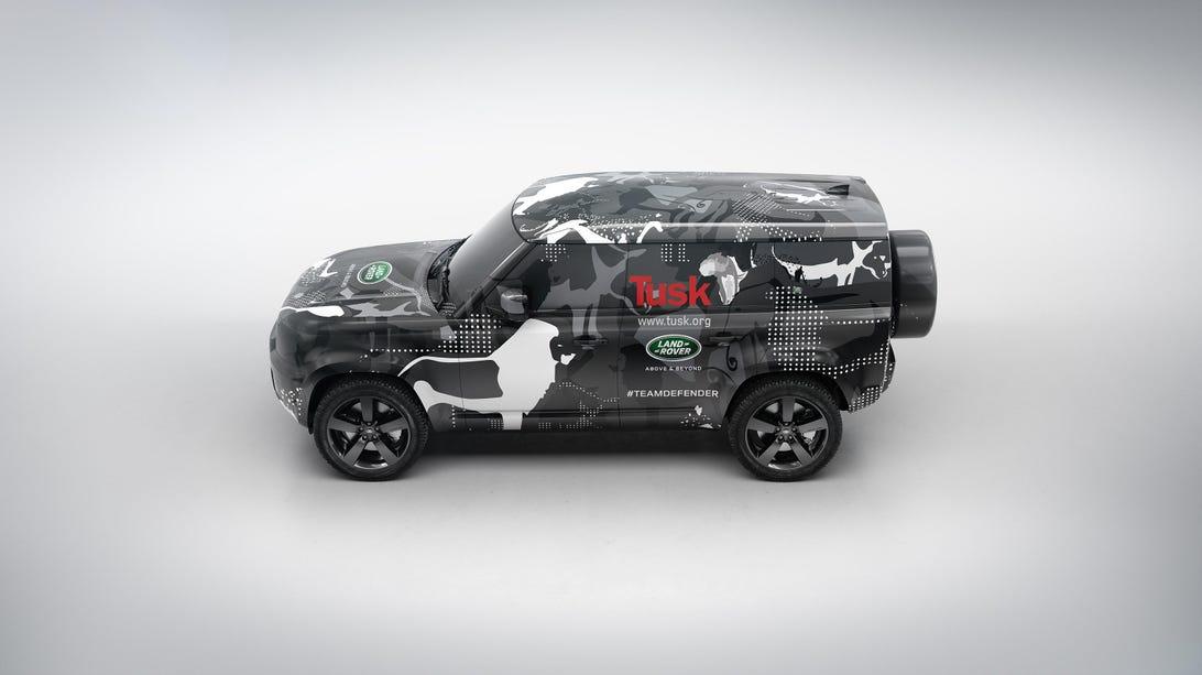 Land Rover Defender Tusk