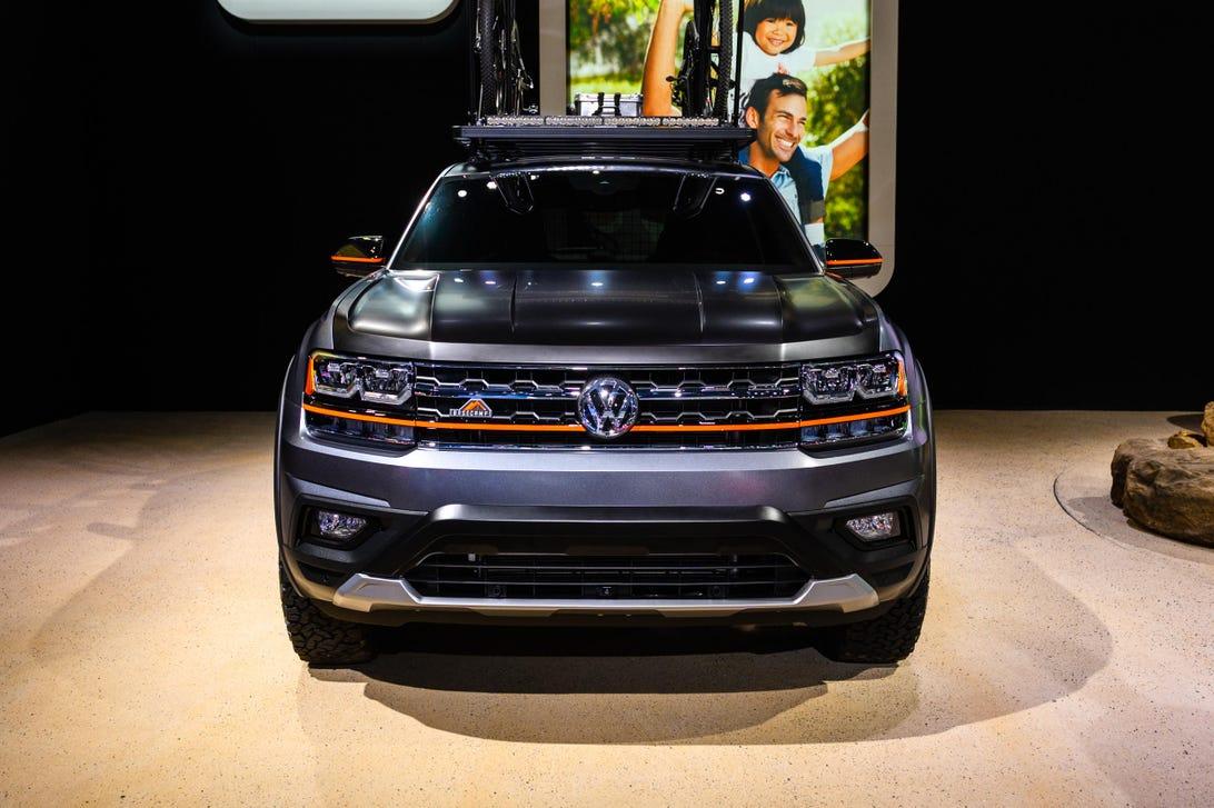 VW Basecamp Concept