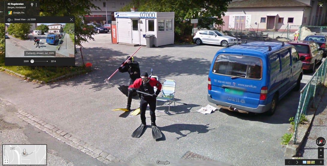 Images view crazy street google Google Map