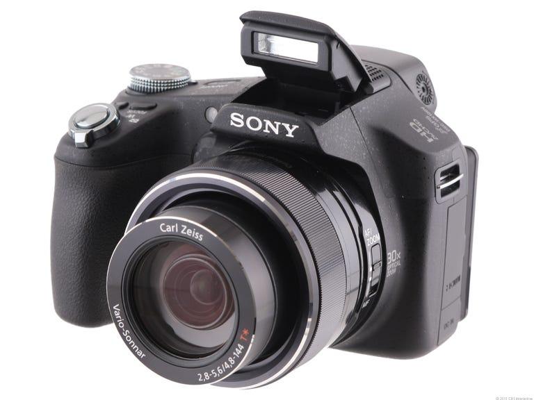 Sony Cyber-shot DSC-HX100V (Black)