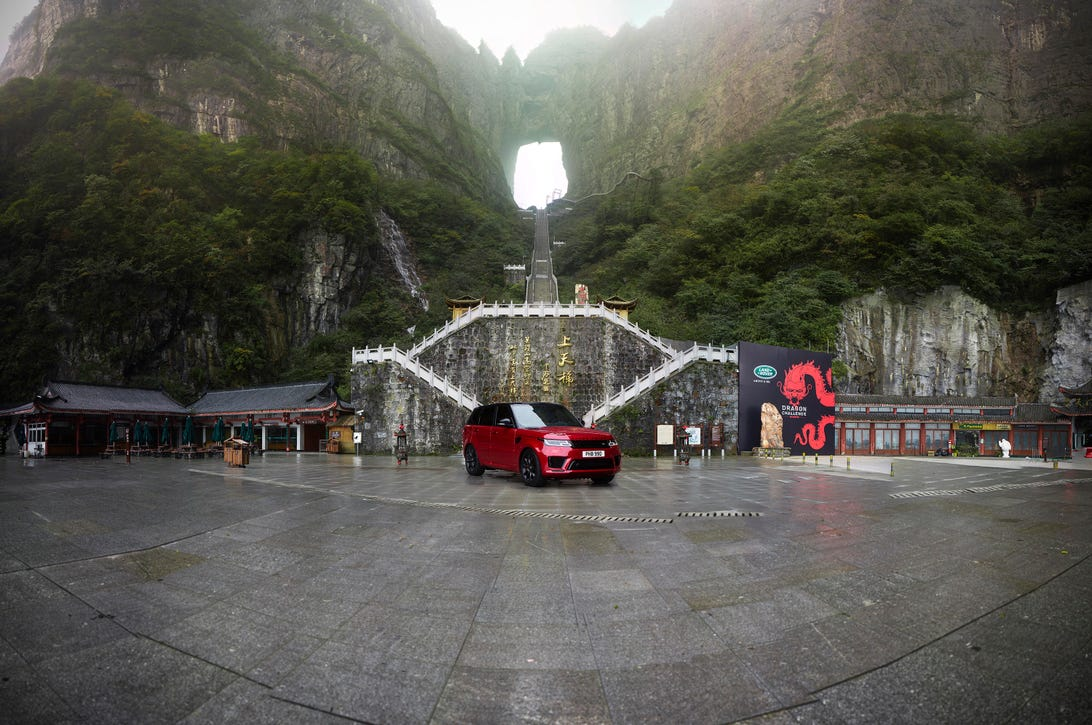 Range Rover Sport Heaven's Gate