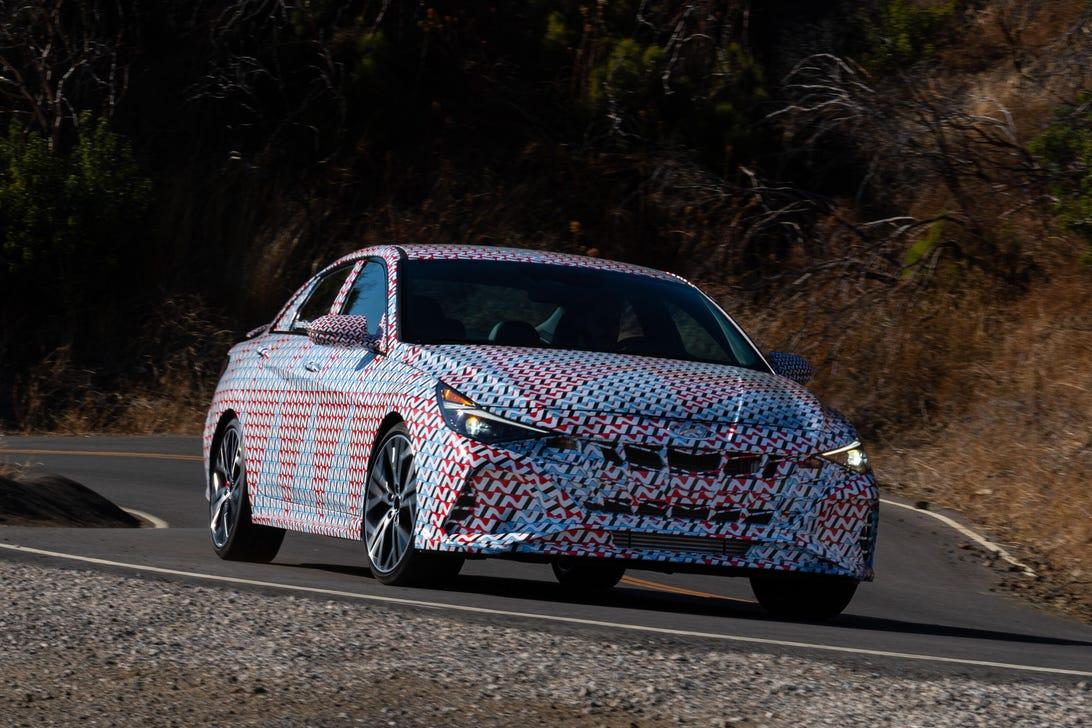 2021 Hyundai Elantra N Prototype