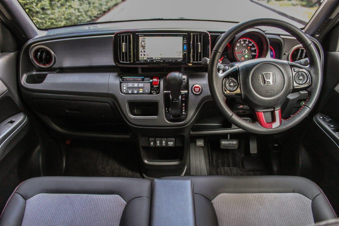 2018 Honda N-One RS