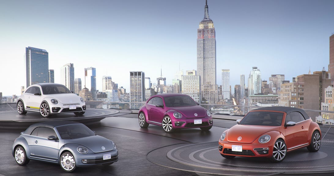 Volkswagen celebrates 60 years in the US