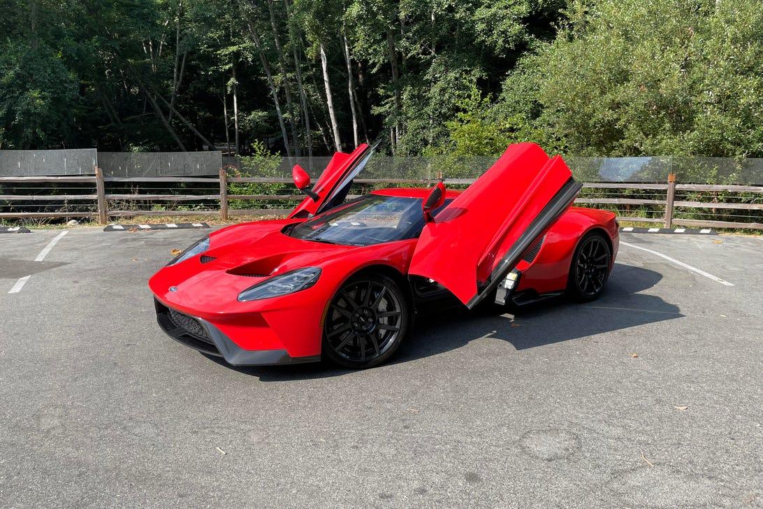 2021 فورد GT