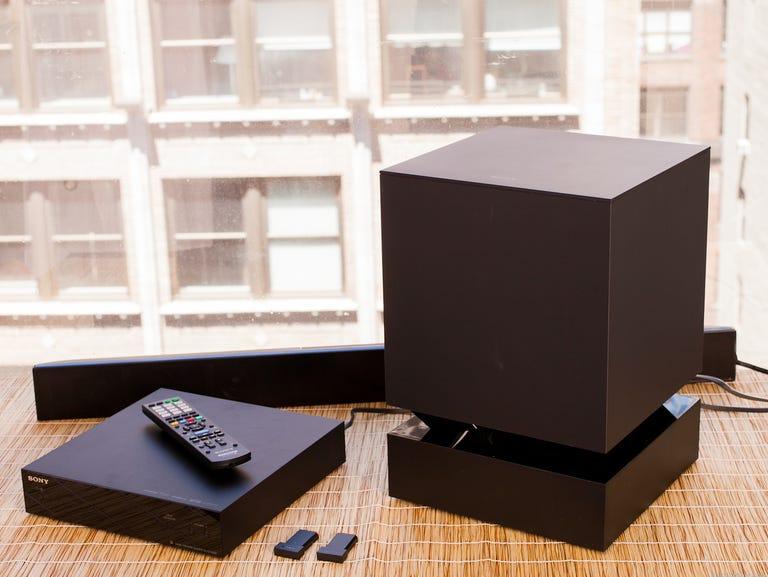 Sony HT-CT550W