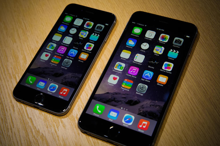 Apple iPhone 6 and 6 Plus